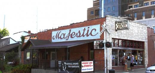 George's Majestic Lounge - Fayetteville, Ark.