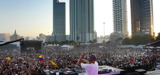 Ultra Music Festival Crowd 2