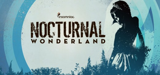 Nocturnal Wonderland Poster Splash
