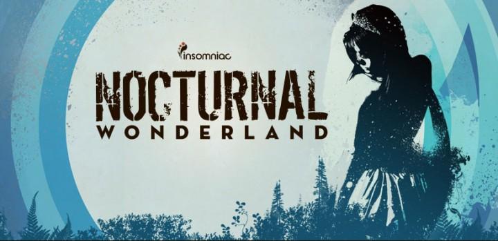 Nocturnal Wonderland Poster Splash
