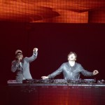 Benny Benassi and Gary Go at Lights All Night 12-30-2011