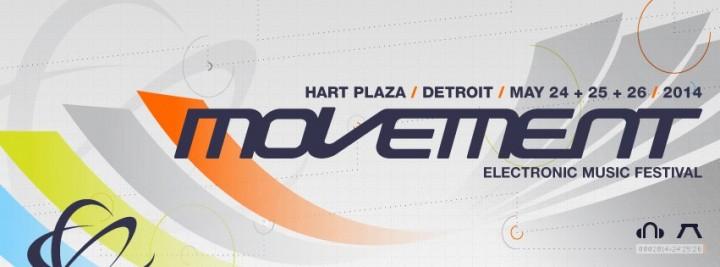 Movement Electronic Music Festival Festival Movement Electronic