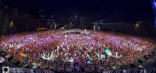 Bassnectar at Lollapalooza 2012. Courtesy Bassnectar/Chad Smith Photography