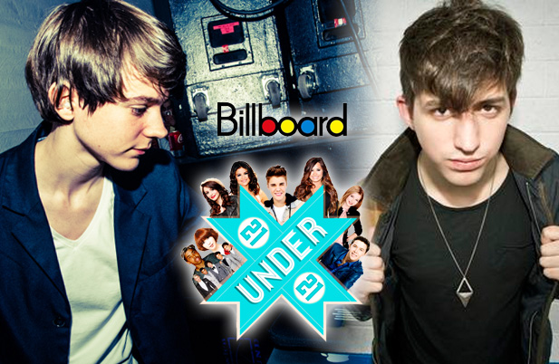 Porter robinson madeon included in billboard s 21 under for Madeon y porter robinson