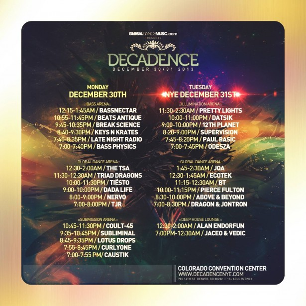 nye  decadence  u2013 denver  colo  tickets and lineup on dec