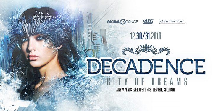 decadence 2016