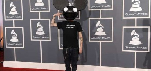 Deadmau5 at the 2012 Grammy Awards