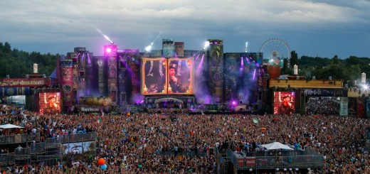 Tomorrowland 2012 main stage