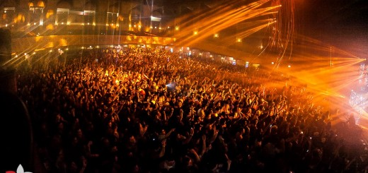Congress Theatre Alesso April 12 2013