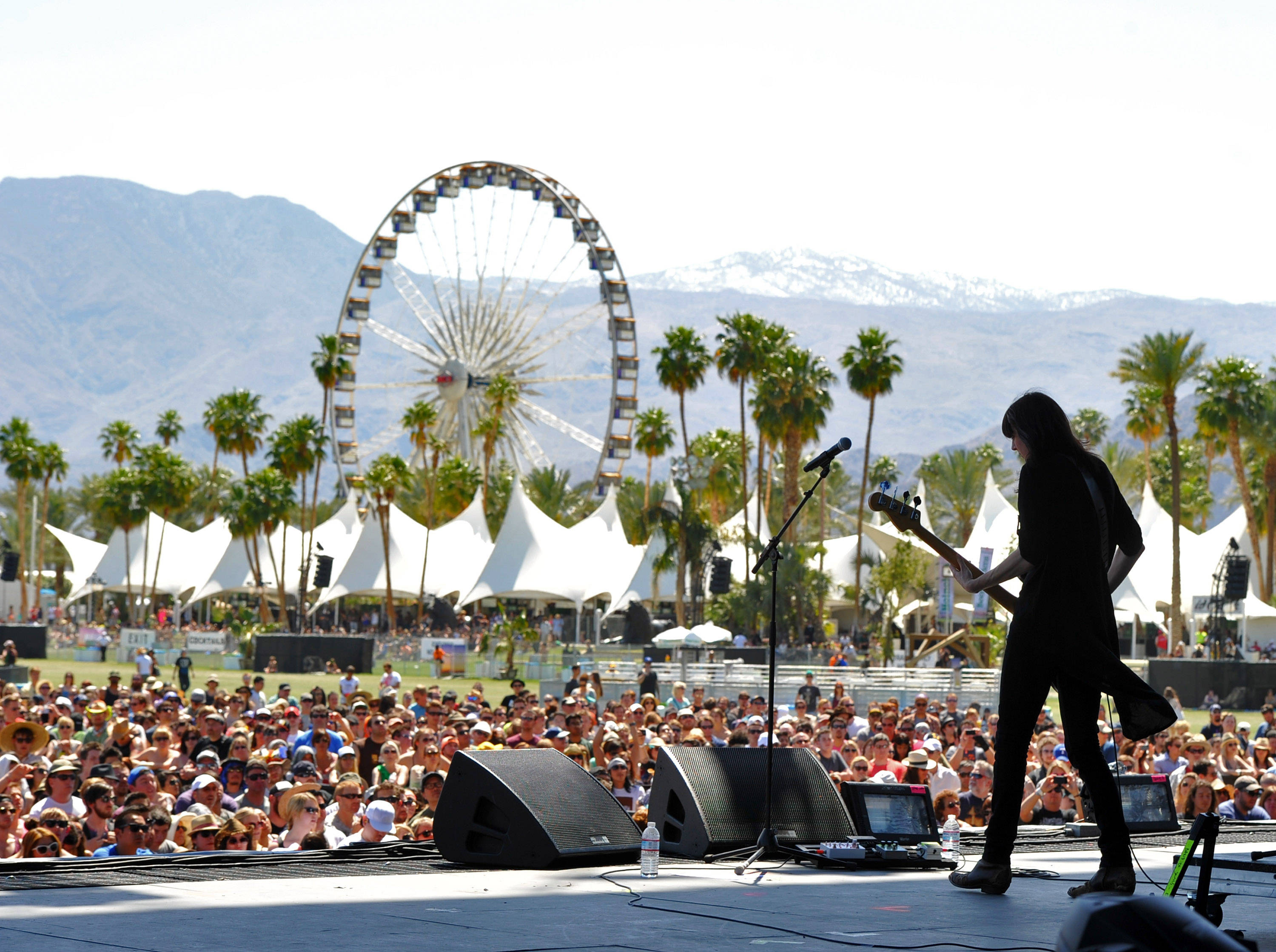 Coachella (/ k oʊ ˈ tʃ ɛ l ə /, / k oʊ. ə ˈ tʃ ɛ l ə /) is a city in Riverside County, California; it is the easternmost city in the region collectively known as the Coachella Valley (or the Palm Springs area). It is located 28 miles (45 km) east of Palm Springs, 80 miles ( km) east of Riverside, and miles ( km) east of Los Angeles.. Known as the