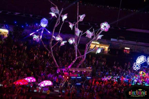 EDC Las Vegas 2013 Day 1-3