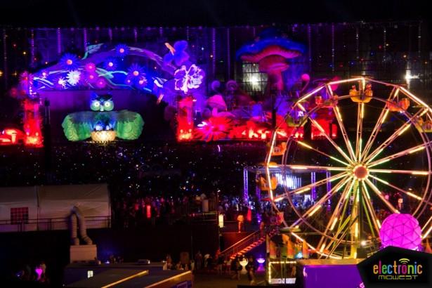 EDC Las Vegas 2013 Day 2-7