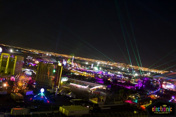 EDC Las Vegas 2013 Day 2-9