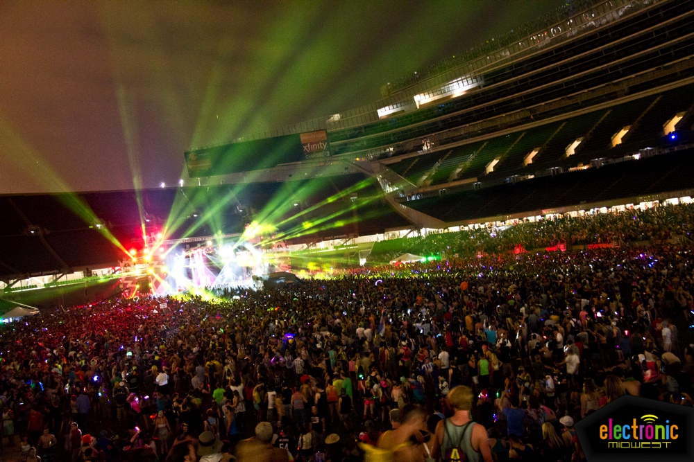 Spring Awakening Music Festival is moving to the suburbs ...