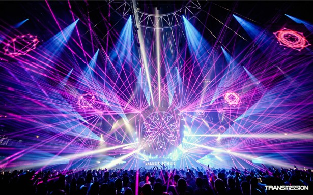 EDM stage design - Markus Schulz - Spiritual Gateway Wallpaper