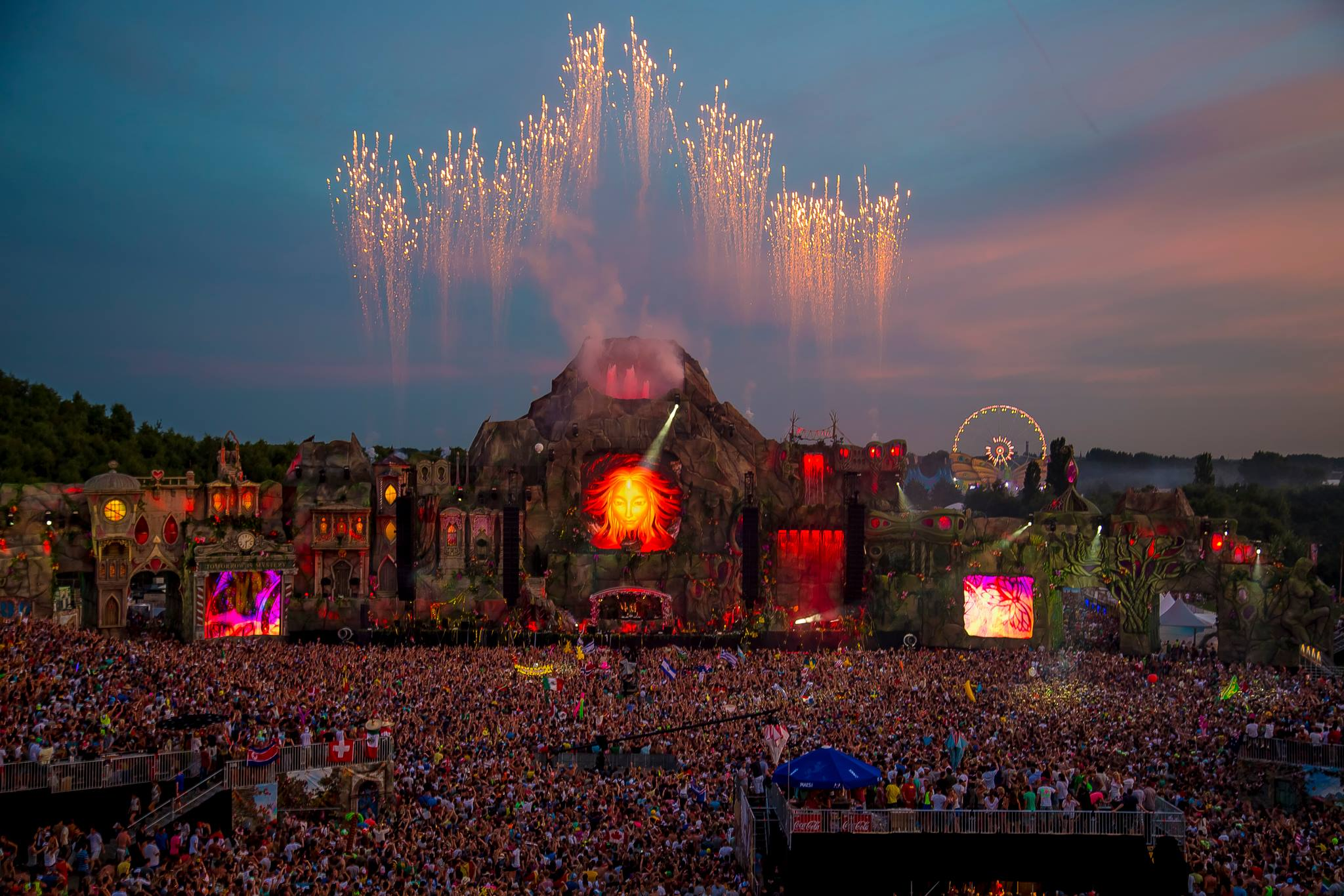image gallery tomorrowland 2014
