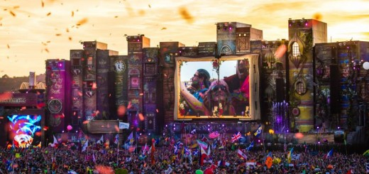 TomorrowWorld Main Stage 2013