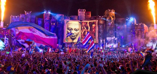 TomorrowWorld Main Stage Day 3