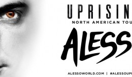 alesso uprising header