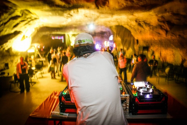 Bass Cave