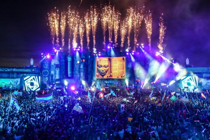 tomorrowworld night 2013