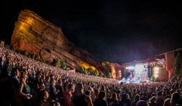 Bassnectar Red Rocks