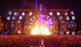 Ultra main stage 2014 night - HeidieinFocus