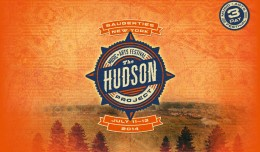 The Hudson Project header