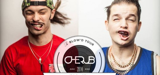 cherub tour header