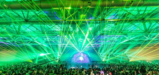 lights all night 2013 lasers