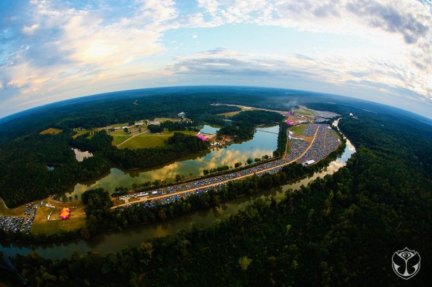 tomorrowworld 2013 aerial
