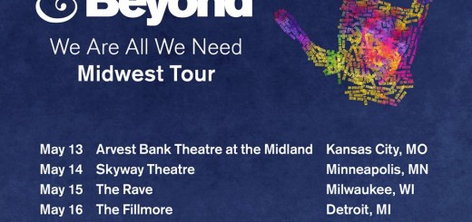 Above Beyond Midwest tour 2015