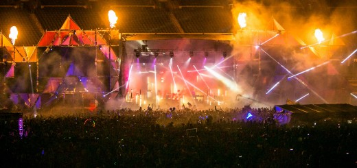 spring awakening 2014 main stage fire