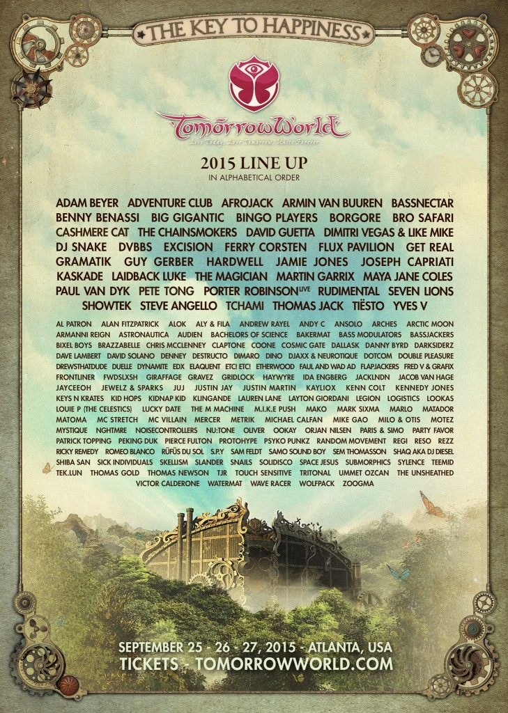 TomorrowWorld-2015-lineup-poster