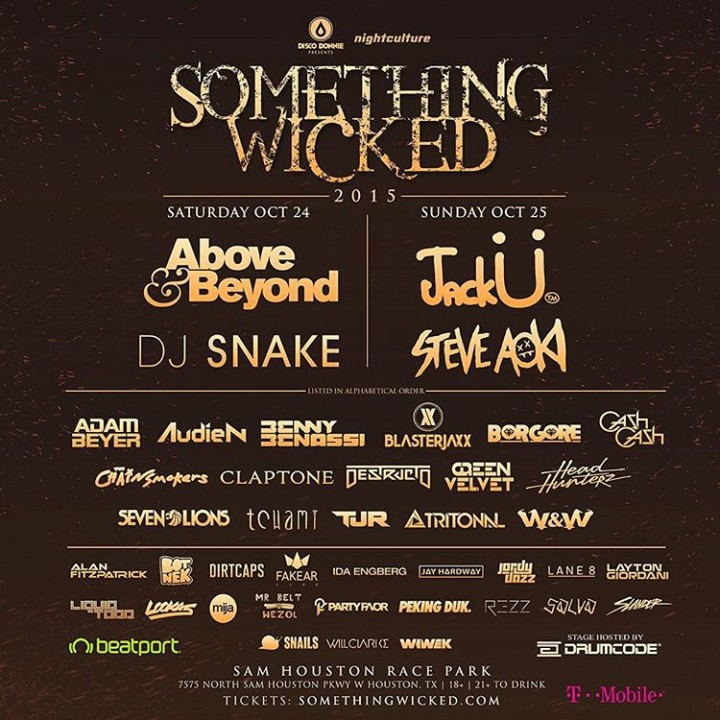 something wicked lineup 2015 square