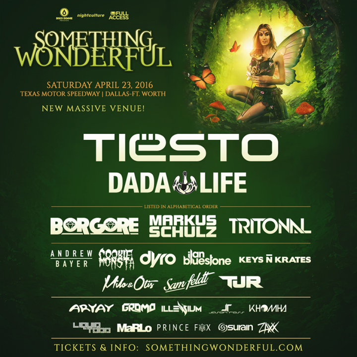 something wonderful 2016 lineup