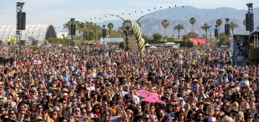 coachella butterfly