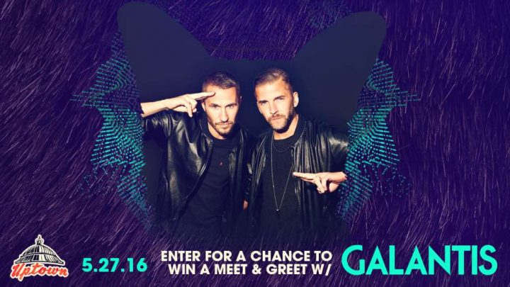 galantis kansas city giveaway may 27