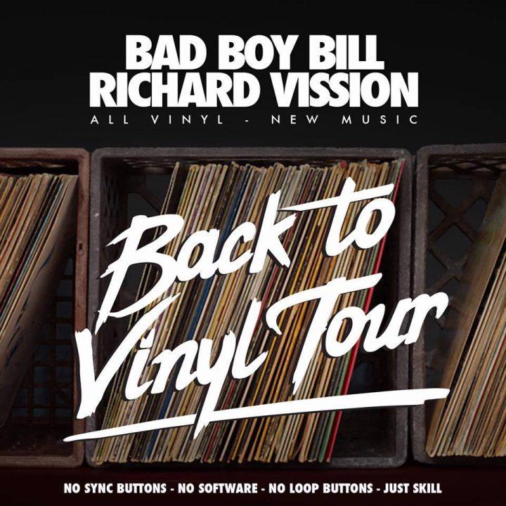 back to vinyl tour