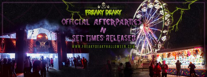 freaky deal after parties 2016