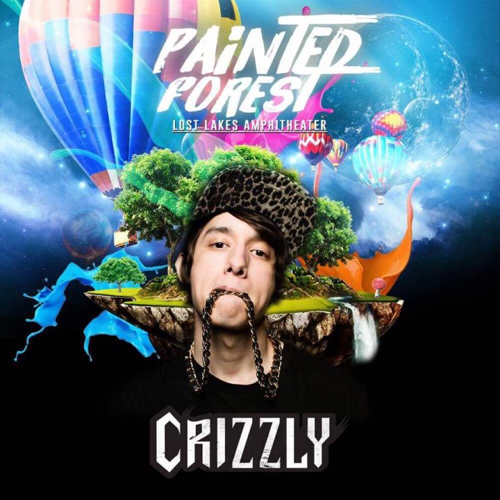 painted forest crizzly