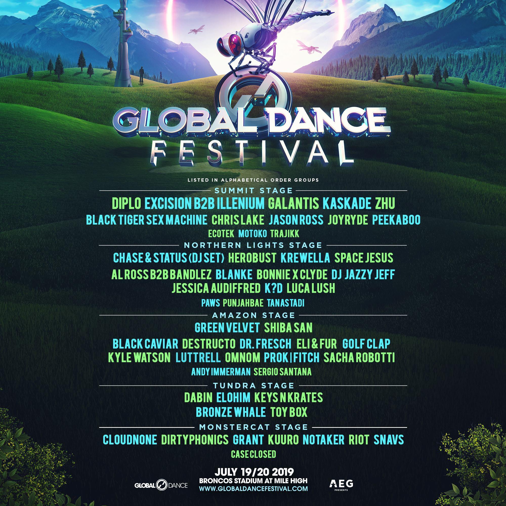 Festival: Global Dance Festival