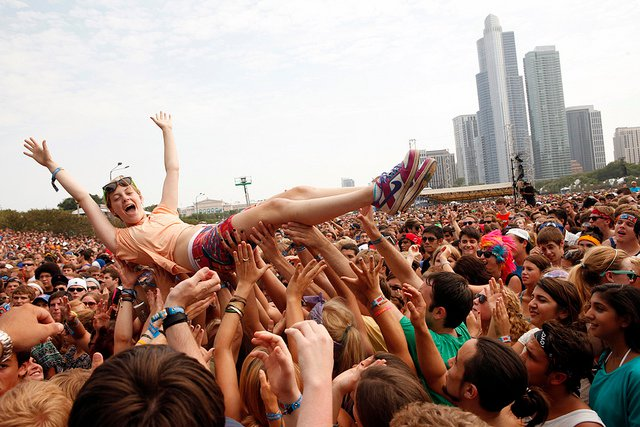 leaked lollapalooza 2013 lineup surfaces electronic midwest. Black Bedroom Furniture Sets. Home Design Ideas