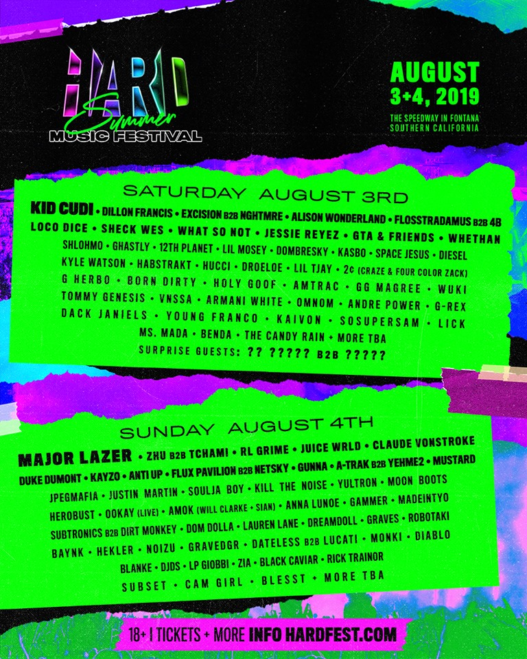 Northern Nights Music Festival Announces Full 2015 Lineup