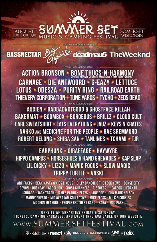 summer set 2015 lineup