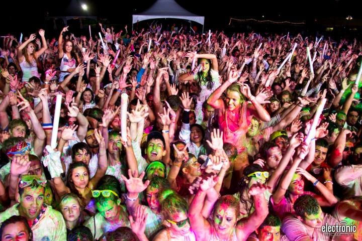 Life In Color Paint Party Austin Tx
