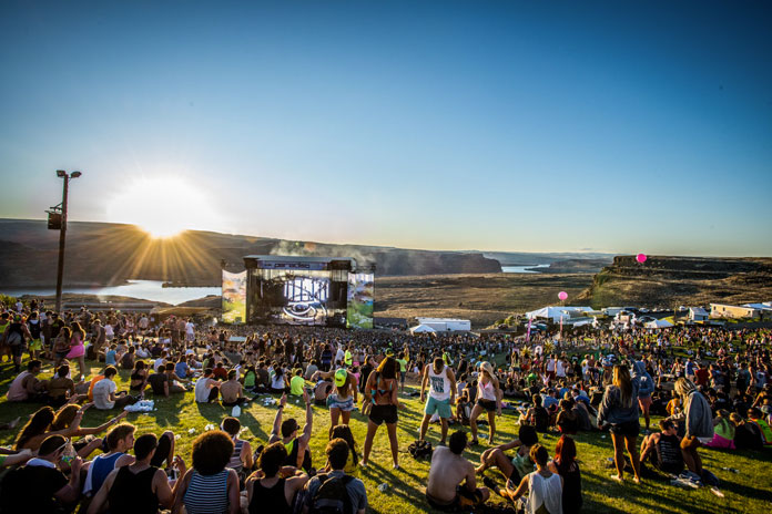 Festival Paradiso Quincy Wash Tickets And Lineup On Jun 14