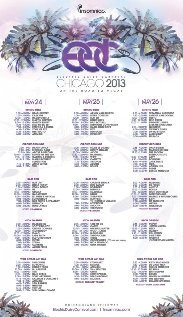 edc-chicago-2013-schedule