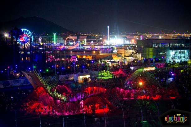EDC Las Vegas 2013 Day 2-1