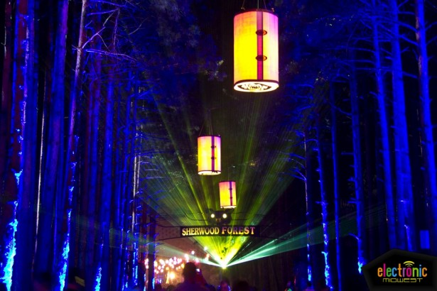 Electric Forest 2013 day 1-15